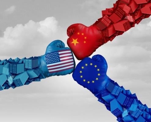 Chinas Konsum und Chinas Importe
