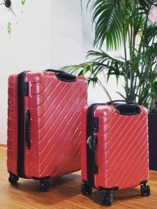 Packenger Kofferset - Vertical - 3-teilig